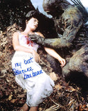 ADRIENNE BARBEAU as Alice Cable - Swamp Thing