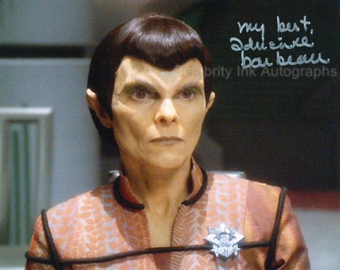 ADRIENNE BARBEAU as Cretak - Star Trek: Deep Space Nine