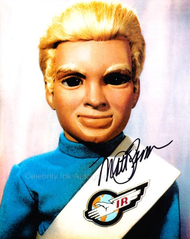 MATT ZIMMERMAN as The Voice Of AlanTracy - Thunderbirds