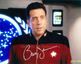 BARRY JENNER as Admiral Ross - Star Trek: Deep Space Nine