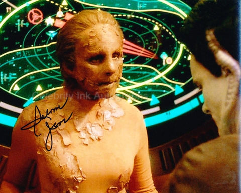 SALOME JENS as a Female Shapeshifter - Star Trek: Deep Space Nine