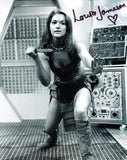 LOUISE JAMESON as Leela - Doctor Who