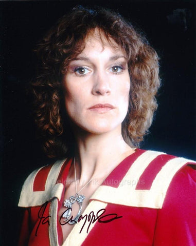 JAN CHAPPELL as Cally - Blake's 7