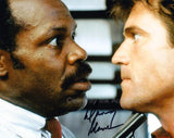 DANNY GLOVER as Det. Roger Murtaugh - Lethal Weapon