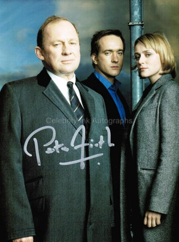 PETER FIRTH as Harry Pearce - Spooks