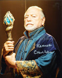 KENNETH CRANHAM as Aulfric - Merlin