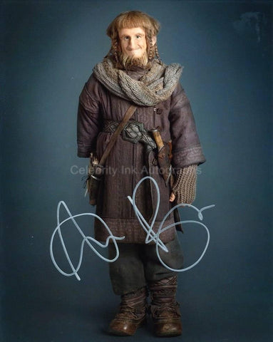 ADAM BROWN as Ori - The Hobbit