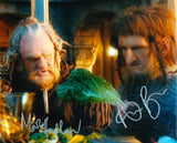 MARK HADLOW and ADAM BROWN as Dori and Ori  - The Hobbit