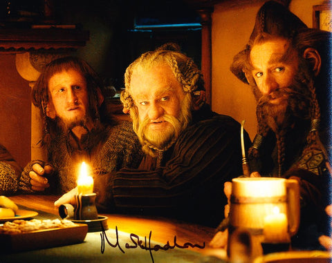 MARK HADLOW as Dori - The Hobbit