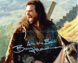 BILLY HARTMAN as Dugal Macleod - Highlander