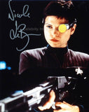 NICOLE DE BOER as Ezri Dax - Star Trek: Deep Space Nine