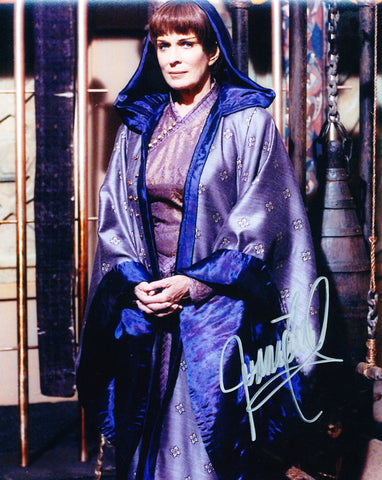 JOANNA CASSIDY as T'Les - Star Trek: Enterprise