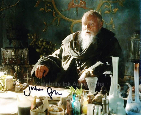 JULIAN GLOVER as Grand Maester Pycelle - Game Of Thrones