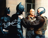 BOBBY HOLLAND HANTON - Batman Stunt Double - The Dark Knight Rises