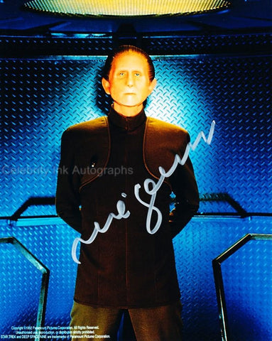 RENE AUBERJONOIS as Constable Odo - Star Trek: Deep Space Nine