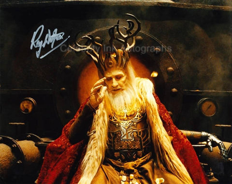 ROY DOTRICE as King Balor - Hellboy II - The Golden Army