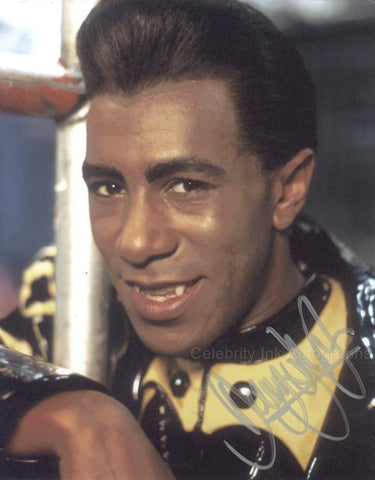 DANNY JOHN-JULES as The Cat - Red Dwarf