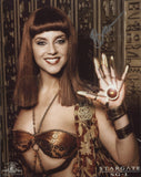 SUANNE BRAUN as Hathor - Stargate SG-1