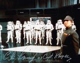 CHRIS MUNCKE as Captain Khurgee - Star Wars