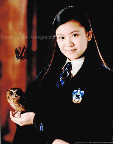 KATIE LEUNG as Cho Chang - Harry Potter