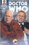 MATT LUCAS and DAVID BRADLEY - Doctor Who Gallifrey One 2018 Exclusive Signed Comic