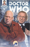 MATT LUCAS - Doctor Who Gallifrey One Exclusive Signed Comic