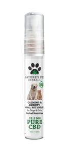 CBD Oral Spray for Pet Anxiety