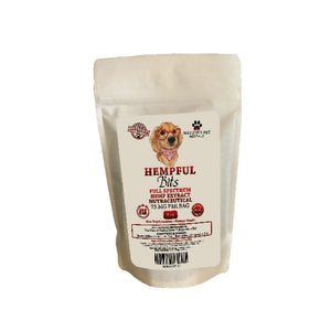 Hempful bits full spectrum help extract nutraceutical 75 MG per bag