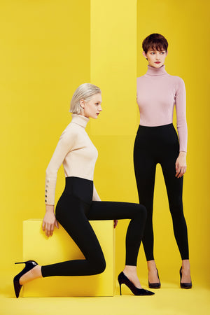 Adjustable Ankle-length Workout Leggings (with Graphene)