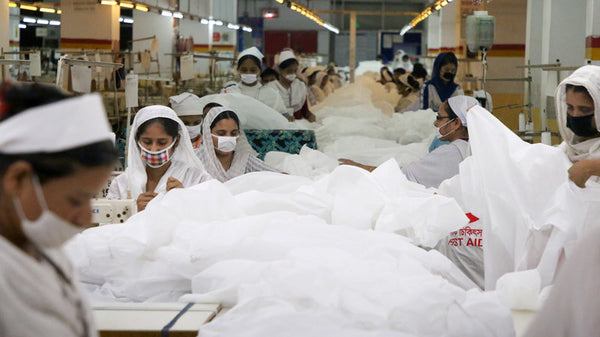 How will solve the Cancellation Crisis in the Apparel and Textile Industries
