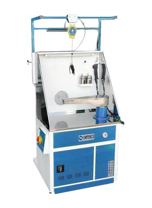 Stains Removal Machine Cabin Type Self  Boiler - Empenzo Automated Sewing Systems