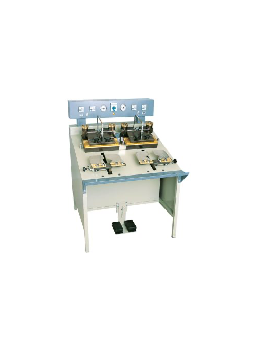 Shirt Front Placket Pressing & Creasing Machine - Empenzo Automated Sewing Systems