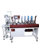 Automatic Elastic Cutting And Heat Assembly Machine - empenzo.online