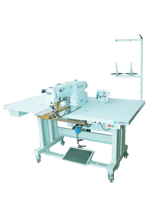 Epaulette Attaching And Accessory Stitching Machine EPZ-750 ASM - Empenzo Automated Sewing Systems