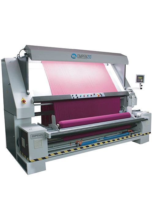 Open Width  Knited Fabric Inspection Machine (By Air) - empenzo.online
