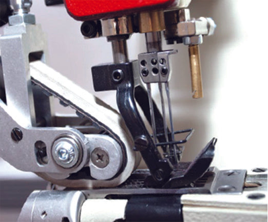 High Speed Feed-Off-The Arm For Heavy Material - Empenzo Automated Sewing Systems