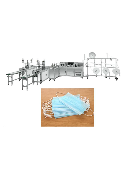 Full Auto Disposable Face Mask Making Machine Made in China - empenzo.online