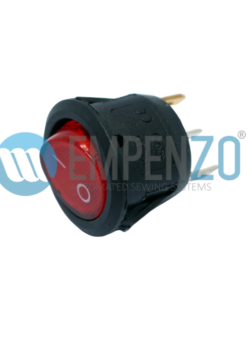 Duct interface Button for Thread Trimmer Machines - Empenzo Automated Sewing Systems