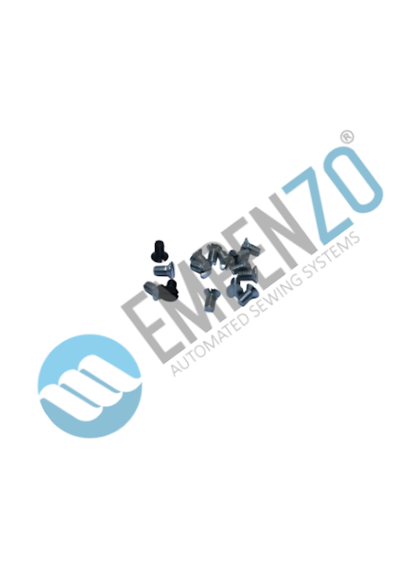 Screw For KM 921, KM 921 AR Agm Special Automatic Straight/Curved Waistband Machine - empenzo.online
