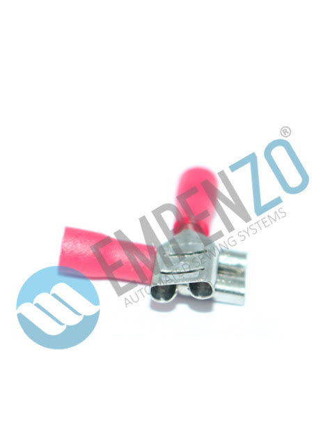 Red Female Connectors For Automatic J-Stitch Machine - empenzo.online
