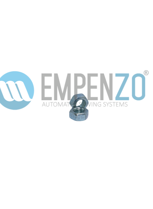 Nut For KM 921, KM 921 AR Agm Special Automatic Straight/Curved Waistband Machine - empenzo.online