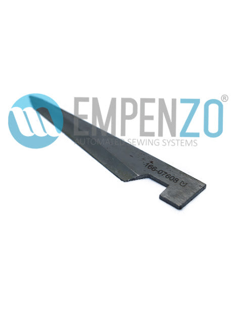 Metal Knife B2 For Automatic Pocket Welting Machine - empenzo.online