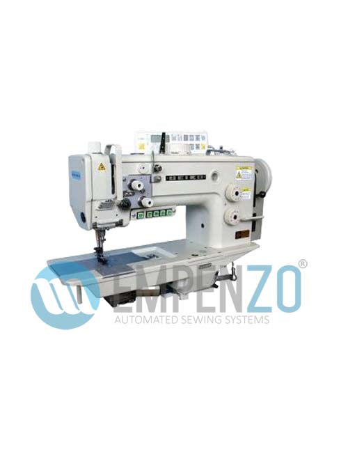 BBWseries High speed, Single needle, Compound feed and walking foot, Lockstitch sewing machine with automatic thread trimmer, Reverse stitch, Automatic backtacking, Automatic presser foot lift, Climbing device and dual stitching device - empenzo.online
