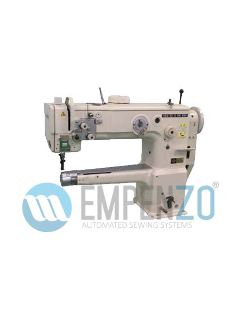 BSC series Single needle, High speed, Narrow Cylinder bed, Horizontal axis hook, Compound feed and walking foot, Reverse stitch, Lockstitch machines. - empenzo.online