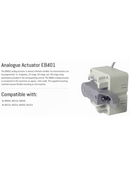 Efka Motors Analogue Actuator - Empenzo Automated Sewing Systems