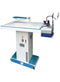 Wide Type Vacuum Ironing Table witharm apparatus and  iron rest - empenzo.online