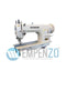 H-2BL-AE-1 Single needle, Large horizontal axis hook, Drop feed and walking foot, Lockstitch machine. - empenzo.online