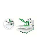 Pneumatic Double sublimation Press 50 x 70 cm - Empenzo Automated Sewing Systems