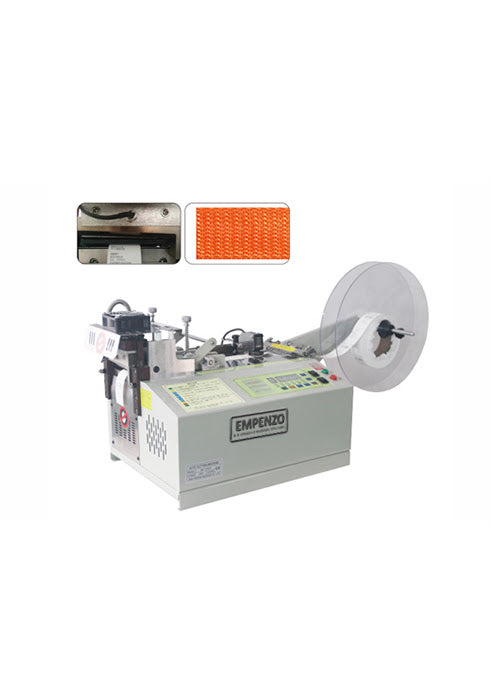 Economic Label cutting machine - Empenzo Automated Sewing Systems