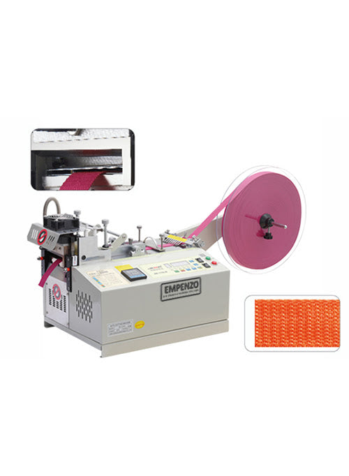 Economic Cold &Hot Knife Cutter - Empenzo Automated Sewing Systems